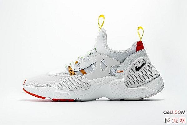 Nike x Heron Preston联名鞋款发售 Heron Preston x 耐克Huarache E.D.G.E.实物图