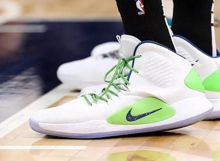 NBA12月6号球星上脚球鞋有哪些 NBA12月6号球星上脚球鞋盘点