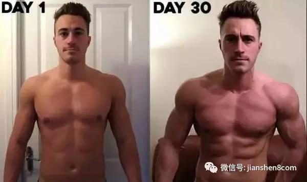每天200俯卧撑可以增肌吗 锻炼每天200俯卧撑有效吗