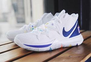 """Kyrie 5 """"Have A Nike Day"""" 即将发售 欧文5笑脸配色实物赏析"""
