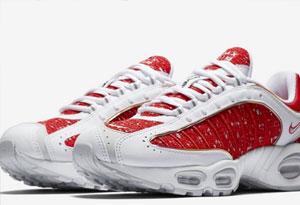 Supreme x Nike2019联名款球鞋发售信息 Supreme x Nike2019联名款球鞋实物欣赏