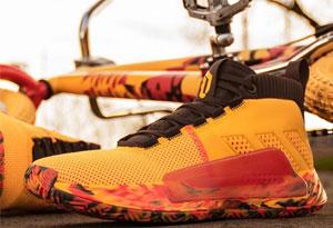 阿迪利拉德5三色齐发 利拉德五代签名鞋发售时间确定