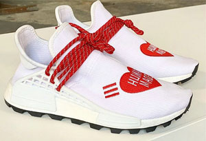 HUMAN MADE x adidas Solar Hu Glide红色配色实物图曝光 adidas Solar Hu Glide鞋款什么时候发售