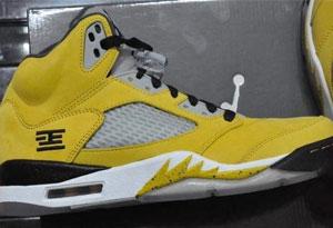 AJ5皮卡丘配色谍照 AJ5黑黄发售信息