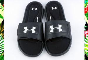 安德玛拖鞋可以下水吗 安德玛拖鞋怎么清洗