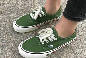 vans小草莓会掉吗 vans绿色草莓会补货吗