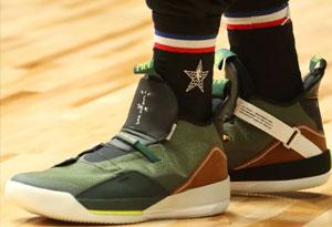 NBA全明星赛前训练球星上脚球鞋有哪些 NBA全明星赛前训练球星上脚球鞋清单