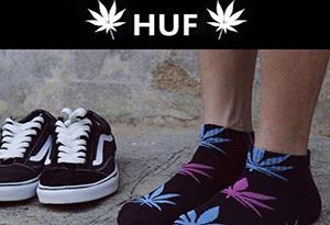 枫叶袜子是什么牌子 HUF麻叶袜子正品质量怎么样