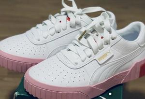 puma草莓鞋底硬吗 彪马草莓味小白鞋显脚大吗